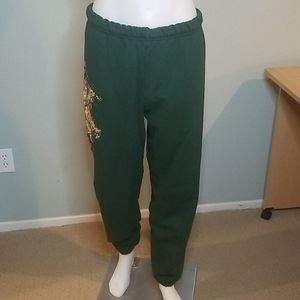 Jerzees Green Do More Sweat Pant